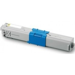 Oki 44469704 Compatible Yellow Toner