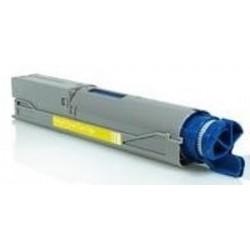 Tóner Compatible Oki 43459329 Amarillo