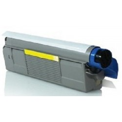 Oki 44315305 Compatible Yellow Toner