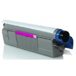 Oki 44315306 Compatible Magenta Toner