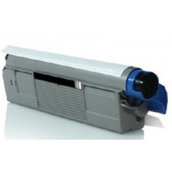 Oki 44315308 Compatible Black Toner
