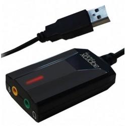 Tarjeta de Sonido USB 7.1 Approx Gaming APPX71PRO