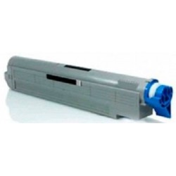 Oki 43487712 Compatible Black Toner