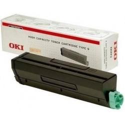 Oki 01103402 Black Toner