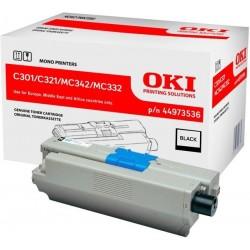 Oki 44973536 Black Toner