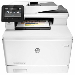 Multifuncion Laser Color HP LaserJet Pro MFP M477fdn