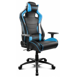 Silla Gaming Drift DR400 Negra/Azul/Blanca