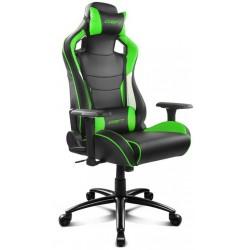 Silla Gaming Drift DR400 Negra/Verde/Blanca