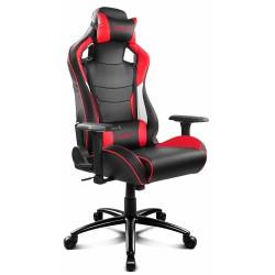Silla Gaming Drift DR400 Negra/Roja/Blanca
