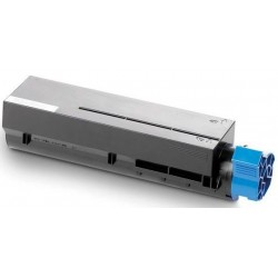 Oki 44574702 Compatible Black Toner