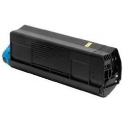 Toner Compatible Oki C3100 Amarillo 42804513