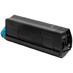 Toner Compatible Oki C3100 Negro 42804516
