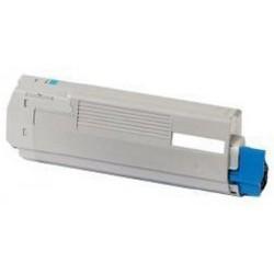 Toner Compatible Oki C5650/C5750 Cian 43872307