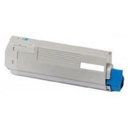 Toner Compatible Oki C5850/C5950/MC560 Cian 43865723