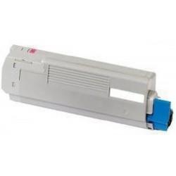 Toner Compatible Oki C5850/C5950/MC560 Magenta 43865722