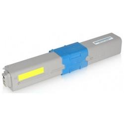 Toner Compatible Oki C510/C530 Amarillo 44469722