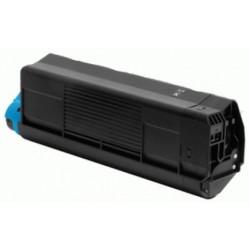 Toner Compatible Oki C5100/C5200/C5300/C5400 Negro 42127408