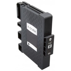 Tinta Compatible Ricoh GC41K Negro 405761