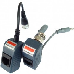 BNC extension cable and RJ45 current by Gembird