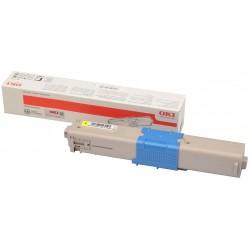 Toner Oki C332DN/MC363DN Amarillo 46508713