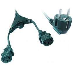 Cable 2m Power Divider Cablexpert