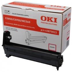 Tambor Oki C5850/C5950/MC560 Magenta 43870022
