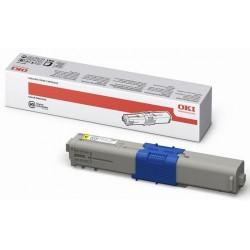 Toner Oki C310/C330/C510/C530  Amarillo 44469704
