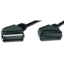 Cable SCART M / H 1,8m Cablexpert