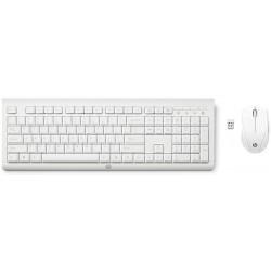 Teclado y Raton Wireless HP Combo C2710