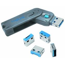 Bloqueador de Puertos USB LogiLink