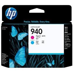 Cabezal de Impresion HP 940 Magenta y Cian C4901A