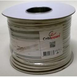 Cable de Red Cat.6 FTP Solido 100m Cablexpert