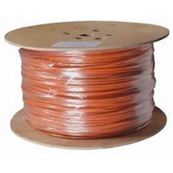 Cable de Red Cat.7 S/FTP Rígido LSZH 200m Equip