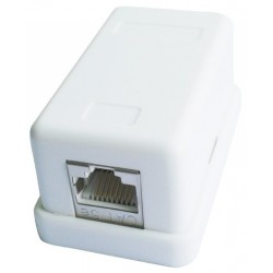Roseta Gembird Cat.5e RJ45 Surface
