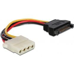 Cable Alimentación SATA M /...