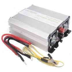 Conversor de Corriente de 12V a 230V 800W para Coche Energenie