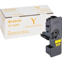 Toner Kyocera TK-5220Y Amarillo 1T02R9ANL1