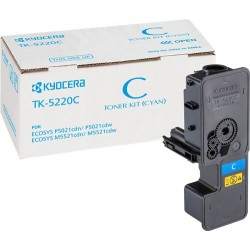 Toner Kyocera TK-5220C Cian 1T02R9CNL1