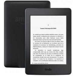 E-Book Amazon Kindle Paperwhite Negro