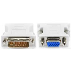Adaptador DVI-A M a VGA H Cablexpert