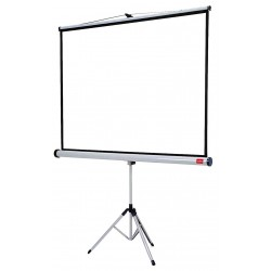 Nobo Tripod Projection Screen 1500X1138 Mate 4: 3