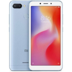 XIAOMI SMARTPHONE REDMI 6 3GB/32GB -BLUE OC/3GB/32GB/5,45 HD/LTE/ANDROID