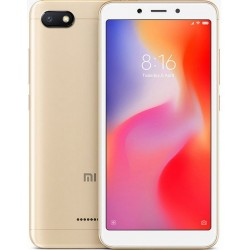 XIAOMI SMARTPHONE REDMI 6A 2GB/16GB DORADO REDMI6A-2GB16GB-GOLD