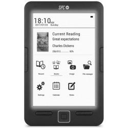 SPC E-BOOK READER DICKENS LIGHT 5609N 8GB 6 NEGRO