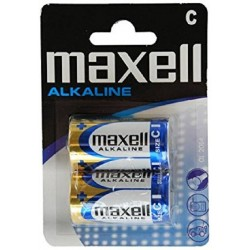 Pila C Maxell MAX16218 2 Unidades