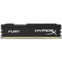 Memoria DDR3 1600 4GB Kingston HyperX Fury Black