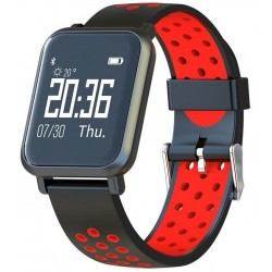 Smartwatch Leotec MultiSport Helse Rojo