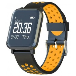 Smartwatch Leotec MultiSport Helse Naranja