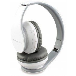 Auriculares Bluetooth Conceptronic Parris Blanco
