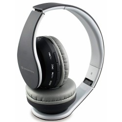 Auriculares Bluetooth Conceptronic Parris Negro